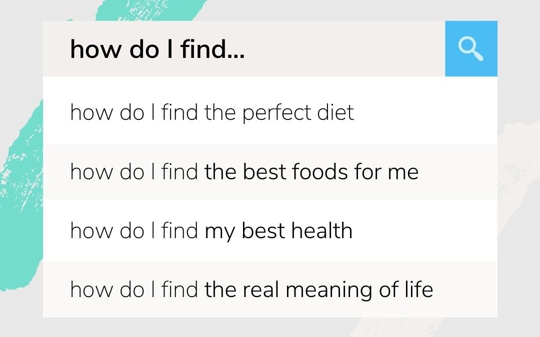 Is it OK to be a little bit unhealthy?