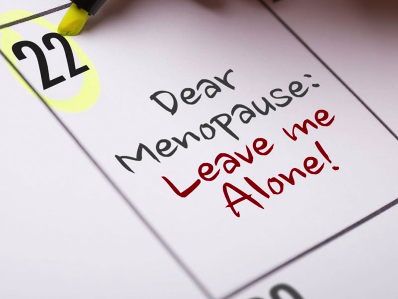 Is peri-menopause the end of feeling 'normal'?